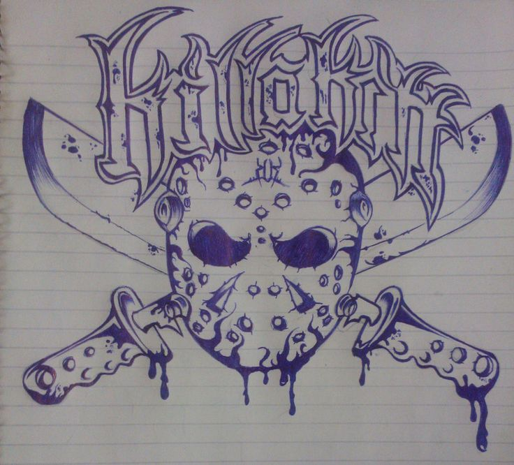 Killakikitt Draw best  ever bands :3
