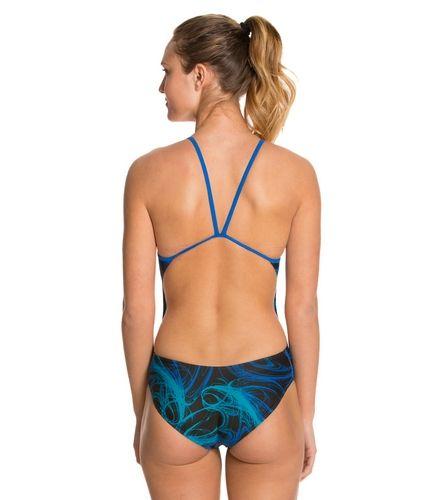 Sporti Light Wave Micro Back Swimsuit at SwimOutlet.com – The Web's most popular swim shop