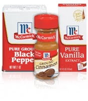 McCormick Spice Company- if you live in the Hunt Vally area of Baltimore nothing smells better when Mc Cormick is packageing their spices.