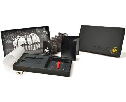 Creative Packaging | Swansea City Football Club Membership Pack