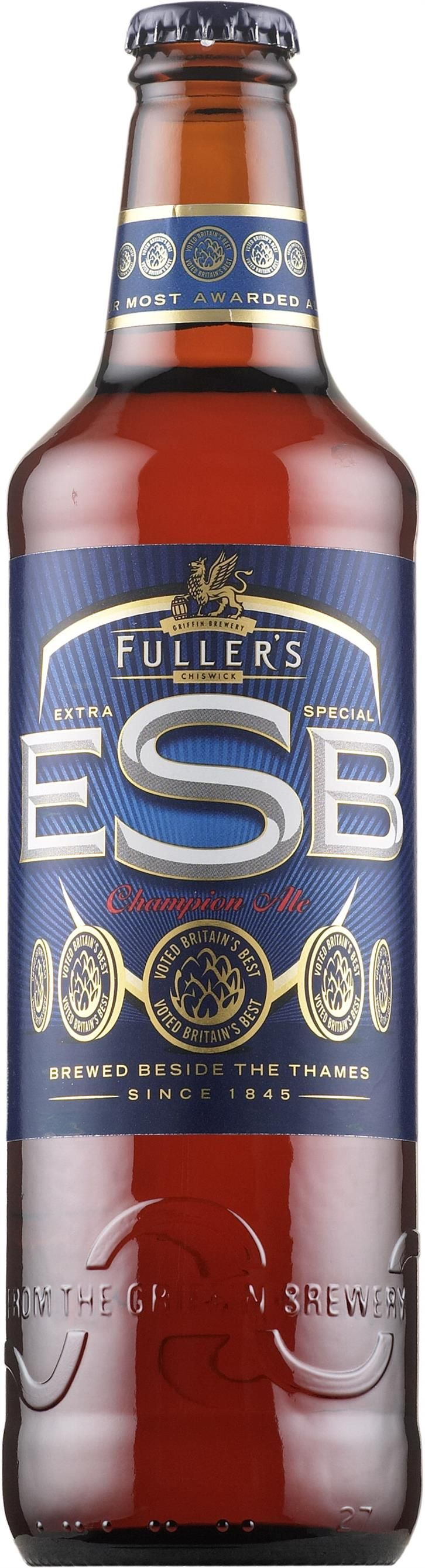 ESB - Fuller's Extra Special Bitter. 8/10 pts