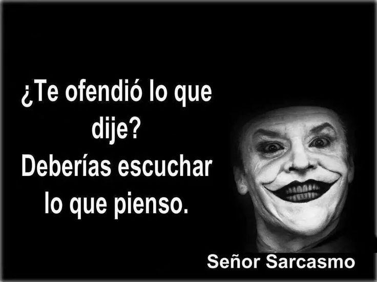 Frases de sarcasmo. https://sarcasmofrases1.tumblr.com/post/166527121772/sarcasmo-frases Las mejores frases de sarcasmo en twitter facebook pinterest google etc...