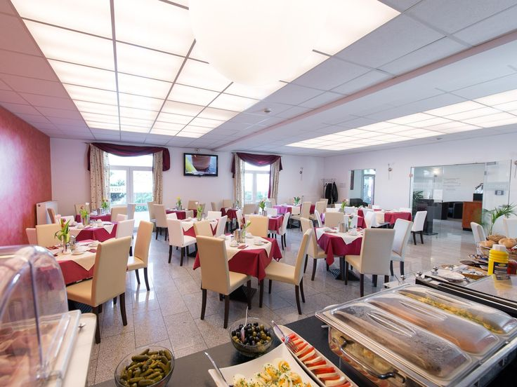 Frankfurt am Main Goethe Hotel Frankfurt Germany, Europe Ideally located in the prime touristic area of Gallus, Goethe Hotel Frankfurt promises a relaxing and wonderful visit. Offering a variety of facilities and services, the hotel provides all you need for a good night's sleep. 24-hour front desk, facilities for disabled guests, express check-in/check-out, luggage storage, Wi-Fi in public areas are there for guest's enjoyment. Each guestroom is elegantly furnished and equipp...
