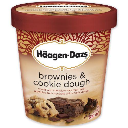 We are happy to carry Haagen-Dazs ice cream.