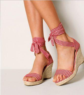 Sandalias decoradas, cómo hacerlas paso a paso!