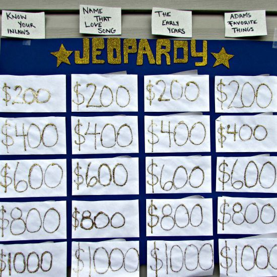 Clever Jeopardy Categories: 25+ Best Bachelorette Jeopardy Ideas On Pinterest