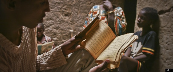 Timbuktu, Islam's Ancient Seat Of Learning, Loses Priceless Manuscripts (PHOTOS)
