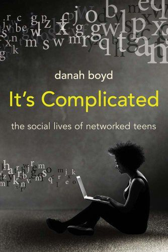 It's Complicated: The Social Lives of Networked Teens by danah boyd http://www.amazon.com/dp/0300199007/ref=cm_sw_r_pi_dp_nC2fvb1F5XTMC