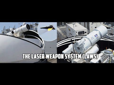 Laser Weapon System Technology (LaWS)