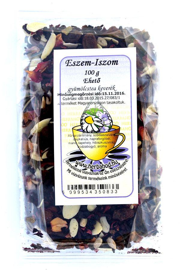Ennéd, vagy inkább innád? Különleges gyümölcstea keverékünkkel mindkettőt megteheted!  http://herbahod.hu/termekek/varazsfuvek-keverekek/eszem-iszom-teakeverek