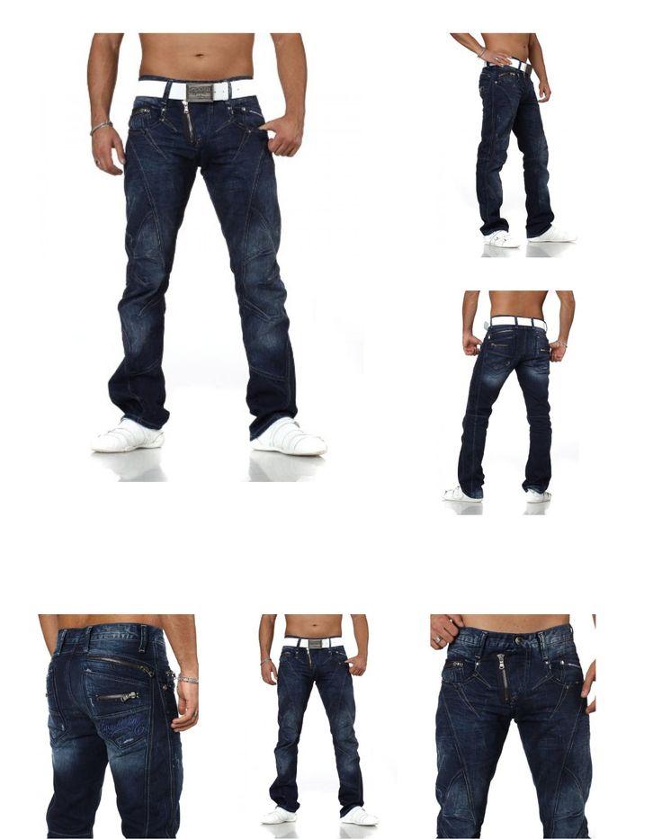 4250483935702 | #Cipo  #038; #Baxx #Jeans #Hose #dunkelblau #C-768 #32/32