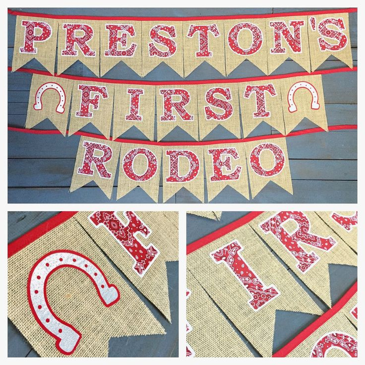 25+ Best Ideas About Rodeo Birthday Parties On Pinterest
