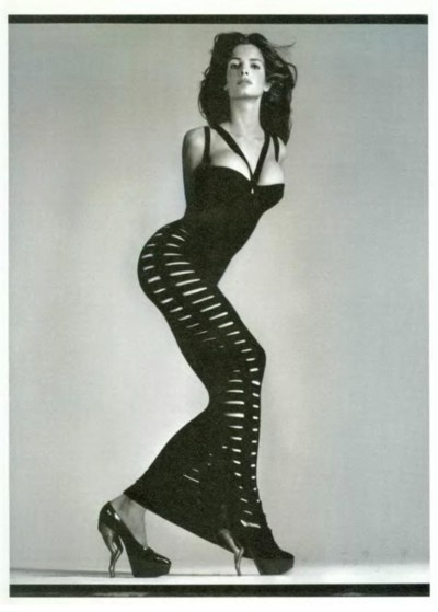Richard Avedon - Stephanie Seymour
