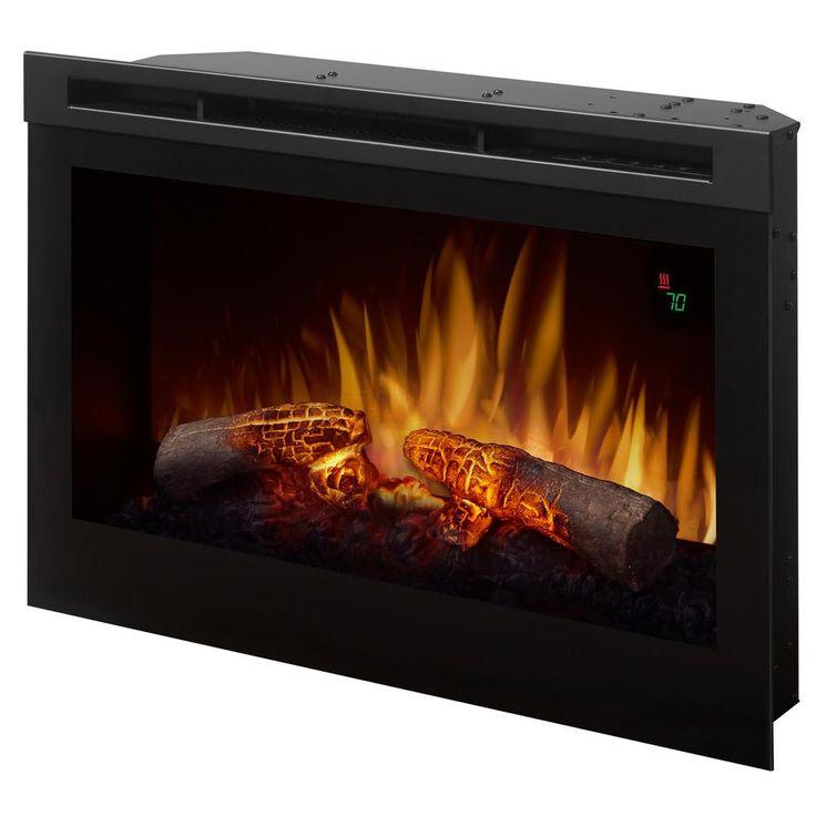 Dimplex 25 in electric firebox fireplace insertdfr2551l