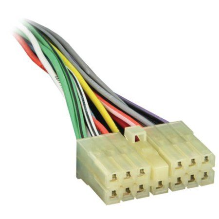 10d739cbc3d2beb106e58d7b858e7429 jeeps factories 93 best wiring harness & interface images on pinterest factories walmart stereo wiring harness at mifinder.co