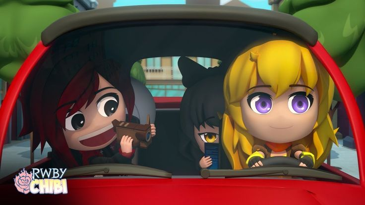 Well, guys. The first episode of Season 3 of RWBY Chibi is officially up on YouTube and it's off to a great start. As usual, with each sketch in each episode, it's incredibly funny and hilarious every single time I watch it. Can't wait to see more episodes of this season coming up. :)