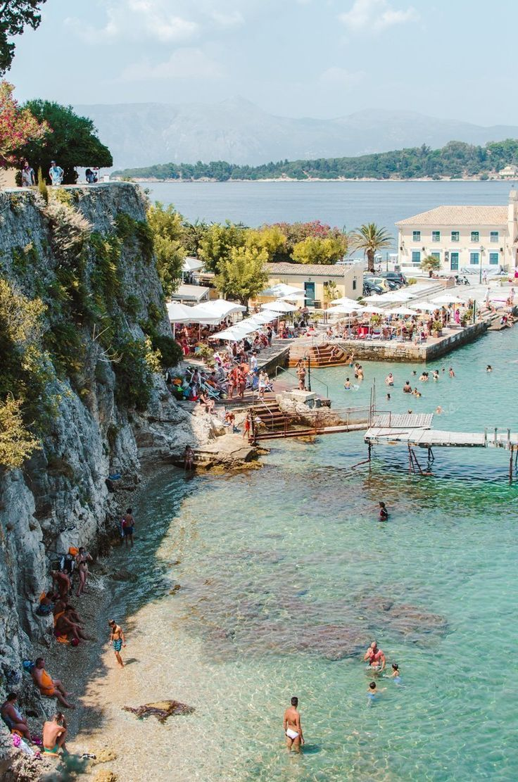 25 beautiful pictures to inspire you to visit Corfu Town | The Beach Muse