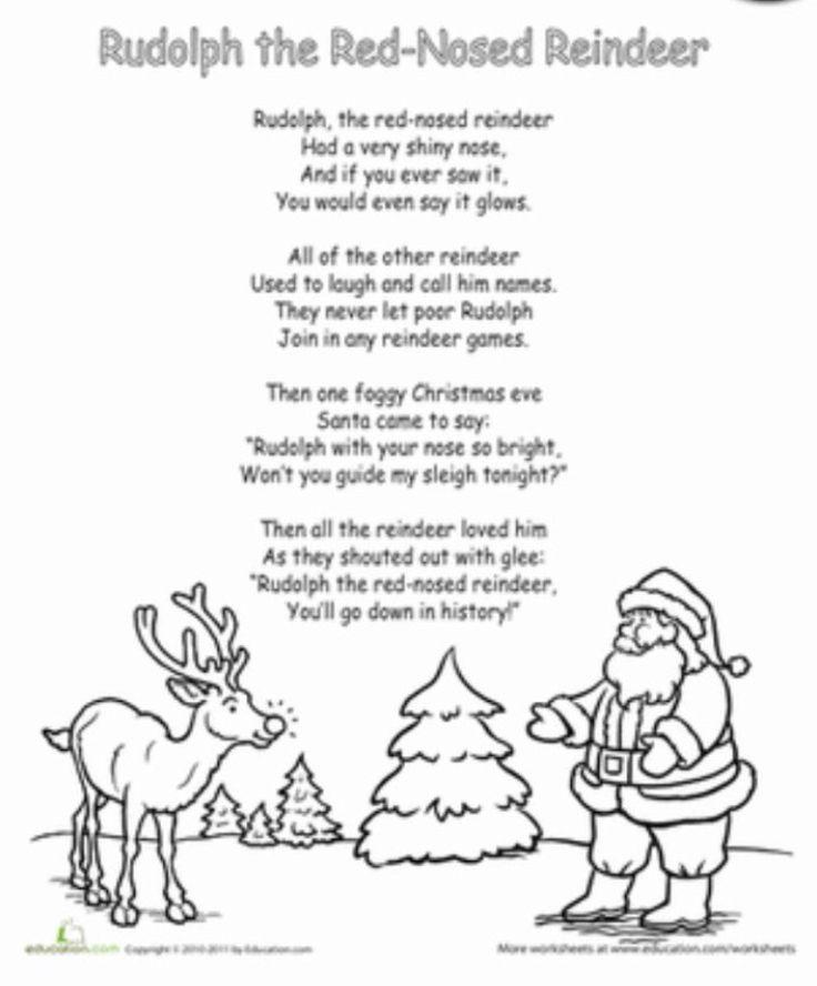 Pin by Tish Adams on Christmas in 2020   Christmas songs lyrics, Christmas carols lyrics ...