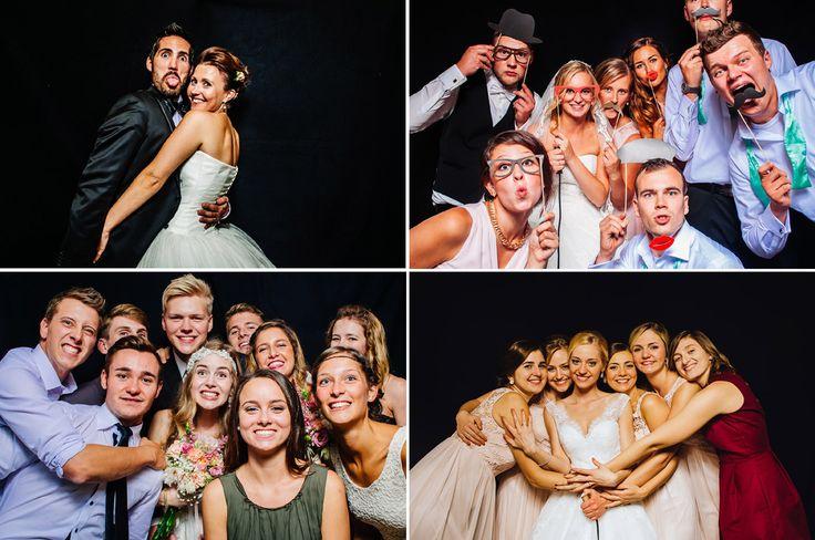 Instamat Fotobox für die Hochzeit. Bilder: © Instamat