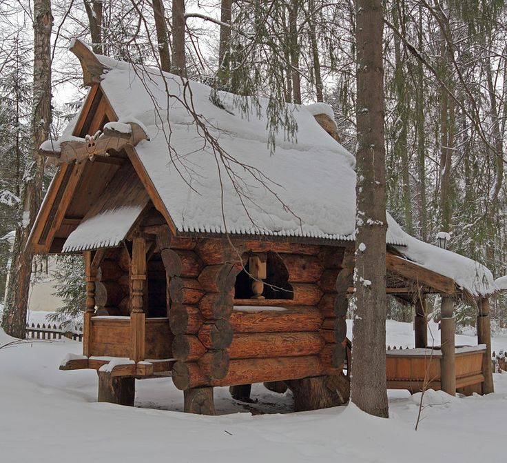 Abramtsevo Estate in Jan2013 img04 - Абрамцево (музей-заповедник) — Википедия