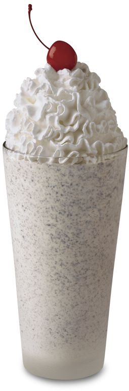 Chick-Fil-A Cookies and Cream Milkshake Recipe.. going to try this and see if it works!
