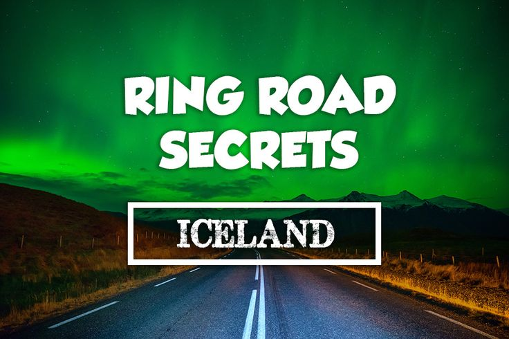 There\'s nothing like a good road trip. Especially when driving past active volcanoes, blue icebergs, roaring waterfalls, and northern lights on Iceland\'s R