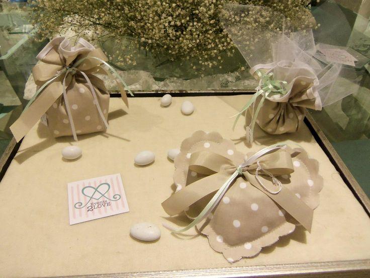 Wedding bonbonnieres <3