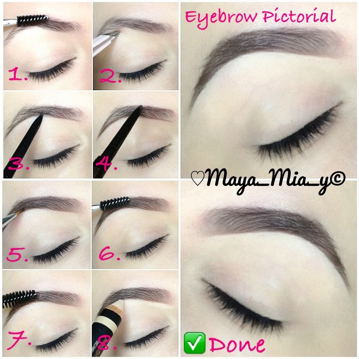 40 best images about •·.·´¯`·.·• Eyebrows •·.·´¯`·.·• on Pinterest ...