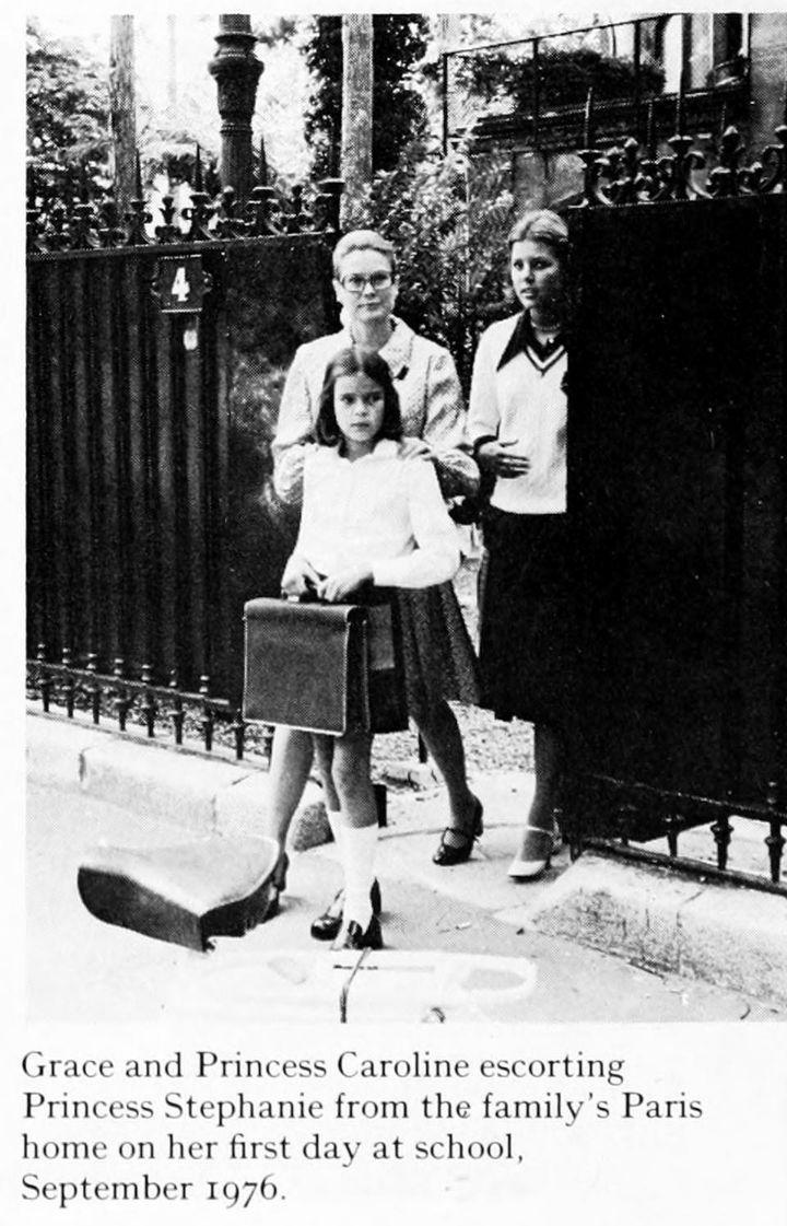 "graceandfamily: ""Princess Grace, by Sarah Bradford (1984). """