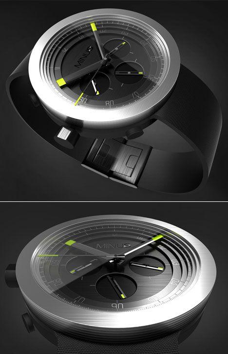 Minus 8 Watches - Astro Studios