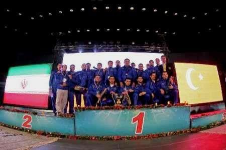 La selección nacional de lucha grecorromana de la República Islámica de Irán ha ganado este miércoles el subcampeonato de la Copa Mundial 2013, celebrada en Teherán, capital persa.