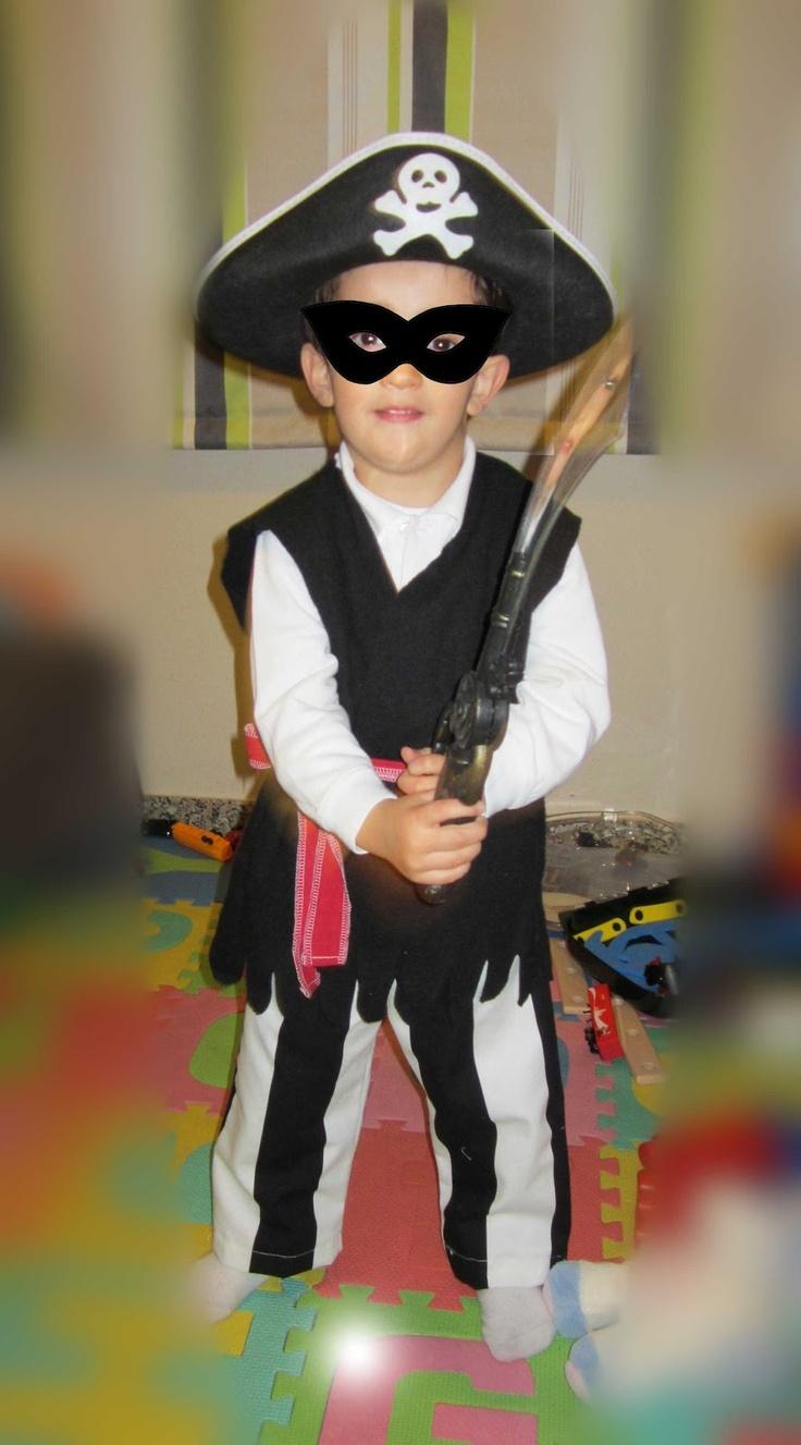 Disfraz de Pirata