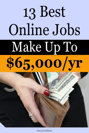 13 Best Work From Home Jobs For Extra Cash