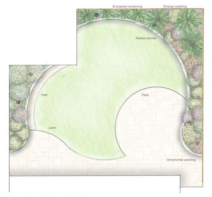 530 best landscape drawings images on pinterest. Black Bedroom Furniture Sets. Home Design Ideas