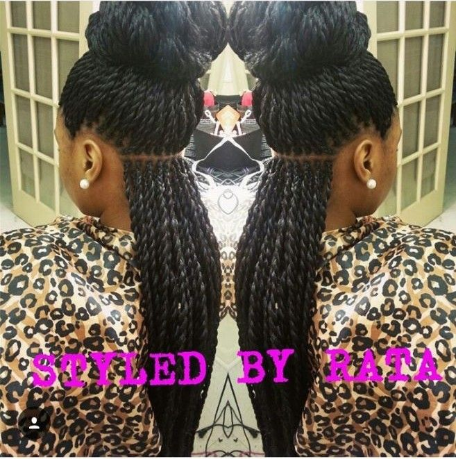 Loving these Senegalese twist!                                                                                                                                                                                 More
