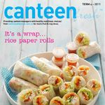 Canteen Fresh magazine and food ideas for school lunches (via the canteen/cafeteria or from home). Perfect resource for when I attempt to revamp the school to be healthier for all kids! :)