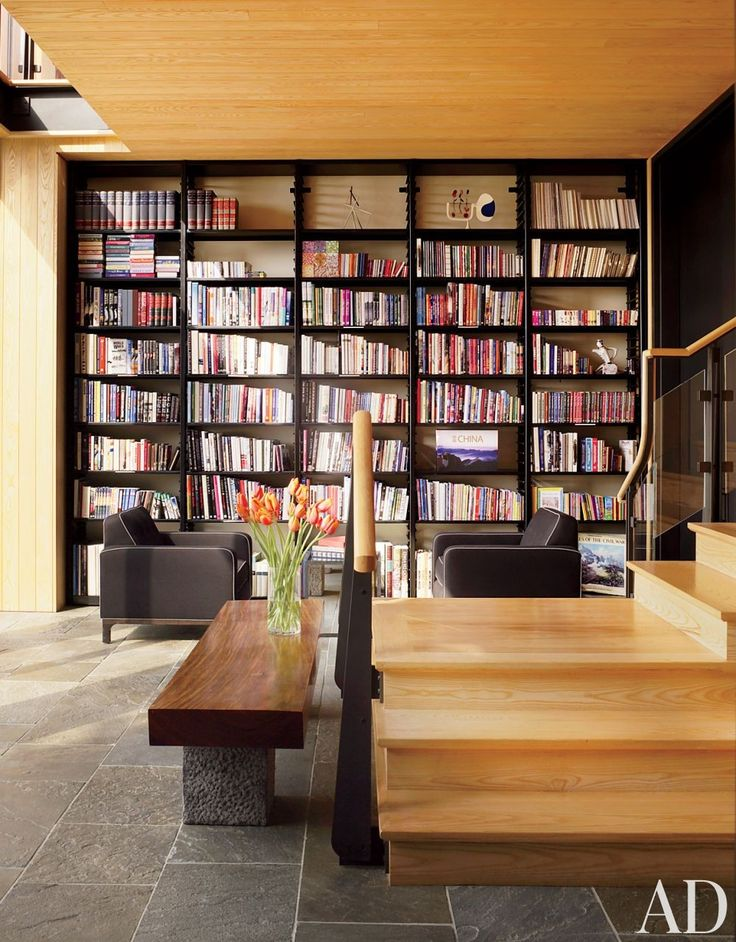 534 best interiorHome library images on Pinterest Architecture