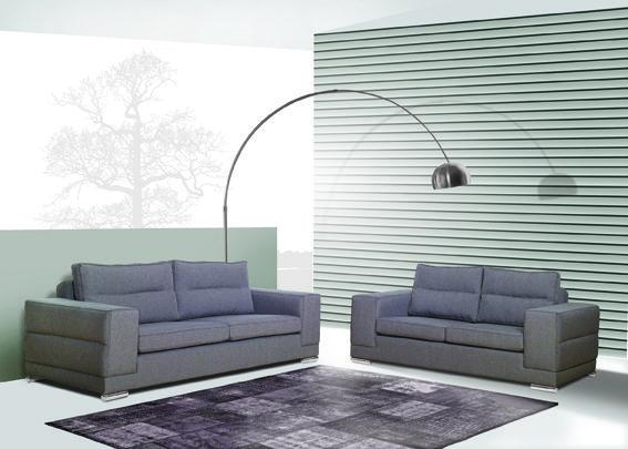 Διθέσιος και τριθέσιος καναπές με ανθεκτικό ξύλινο σκελετό. Για εσάς που επιζητείτε άνεση και στυλ στον χώρο σας. #epiplaki #sofa #gray #graysofa