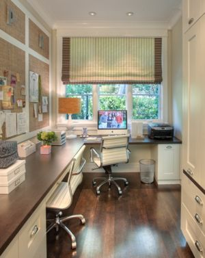 Home office  33 Crazy Cool Home #Office Inspirations ➤ http://CARLAASTON.com/designed/crazy-cool-home-office