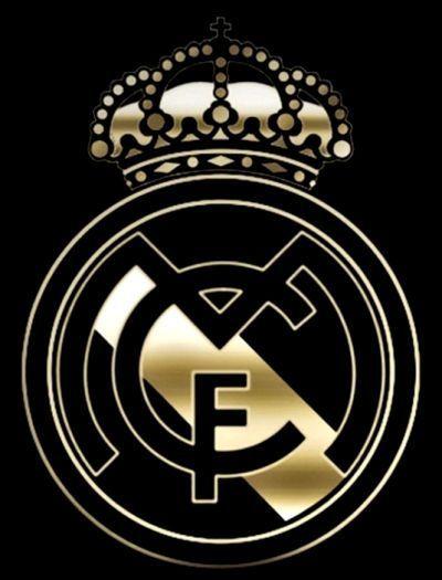 escudo negro por chivas09 - Escudo - Fotos del Real Madrid, La galeria de fotos más extensa de los aficionados al Real Madrid. Comparte tus fotos del Madrid