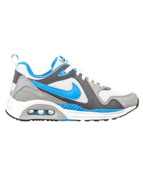 Nike AIR MAX TRAX (GS) – Sneakers – Blå og hvit