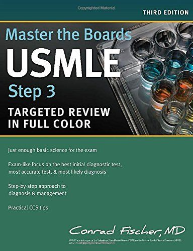 Master the Boards USMLE Step 3 3rd edition 2015 PDF