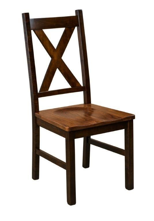 Amish Kenwood Dining Chair (With images) | Dining chairs ...