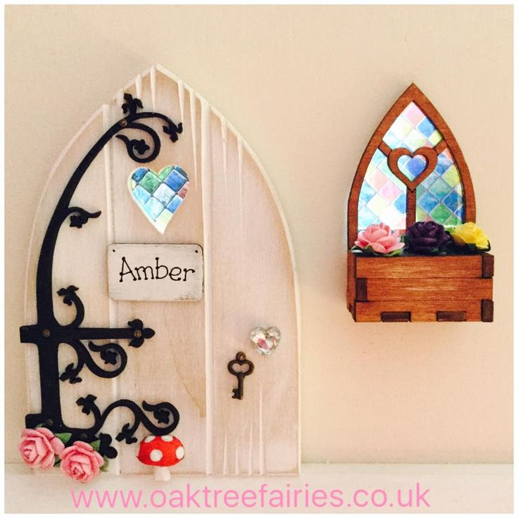 17 Best Images About Oaktree Fairies Fairy Doors On