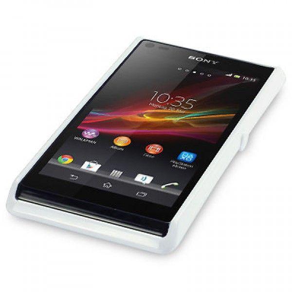 Θήκη Sony Xperia L by Terraprin - Λευκό (118-005-147) - myThiki.gr - Θήκες Κινητών-Αξεσουάρ για Smartphones και Tablets - Χρώμα λευκό