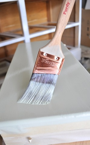Purdy paint brushes.