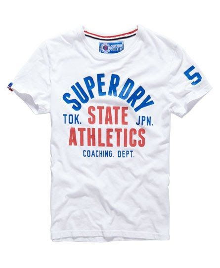 Superdry Track And Field T-Shirt