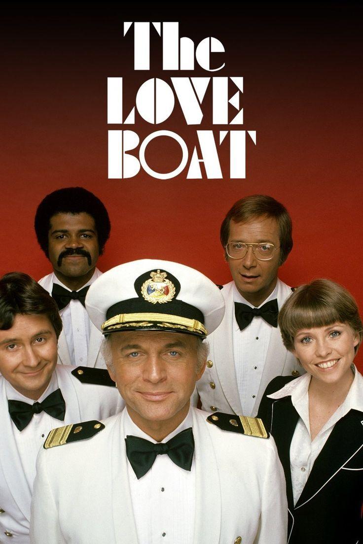 Vacaciones en el mar - The Love Boat (Serie TV) 1977