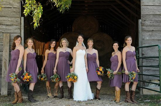 country purple fall wedding | Vponsale Wedding Tips: Autumn ...