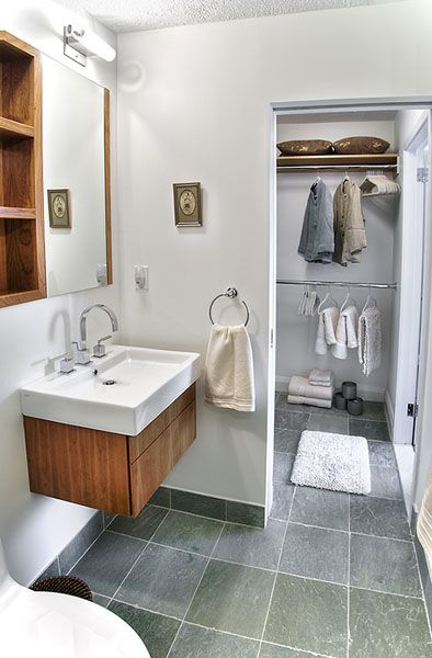 Closet Bathroom Combo Bathroom Inspiration Bathroom